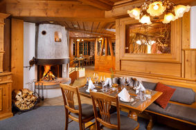 Grosi Walts Dorfstube Steak Restaurant in Wildhaus