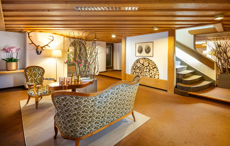 Hotel Hirschen Wildhaus Wellness