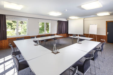 seminar room at Hotel Hirschen Wildhaus